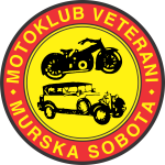 logotip motoklub veterani